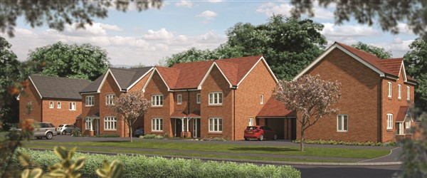 Image for Homes unveiled in new Essington community