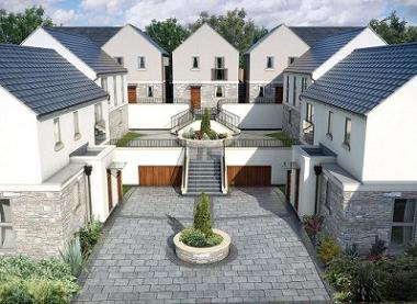 Bristol new homes at Cloister Gardens
