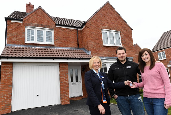 Image for Shifnal sales advisor reveals why home buyers are moving to new-build location