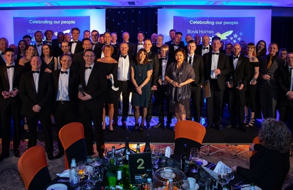 Image for Top talent recognised as national housebuilder celebrates a stand-out year