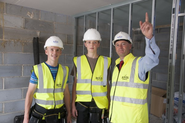 Apprentices with David Ritchie