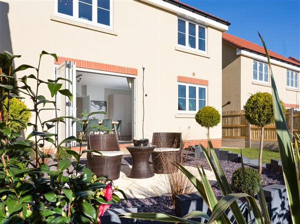 Image for New show home is a hit with buyers in Wells