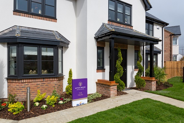 Bovis Homes Truro Aston Brook Aston Clinton