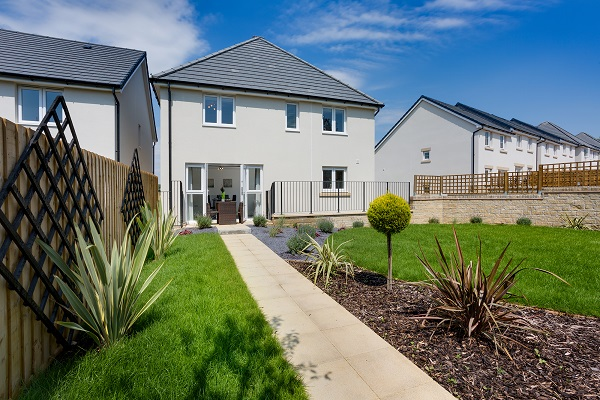 Image for Rural lifestyle the key to record month for Devon housebuilder at Axminster