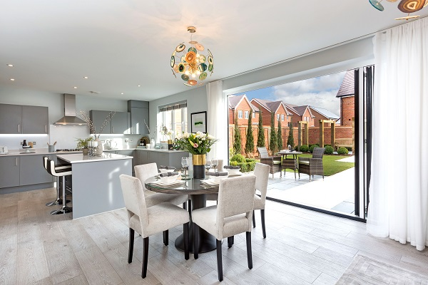 Bovis Homes Birch Stadhampton