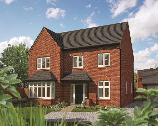 Image for Home hunters in Bishops Itchington first to view housebuilder's brand-new family range