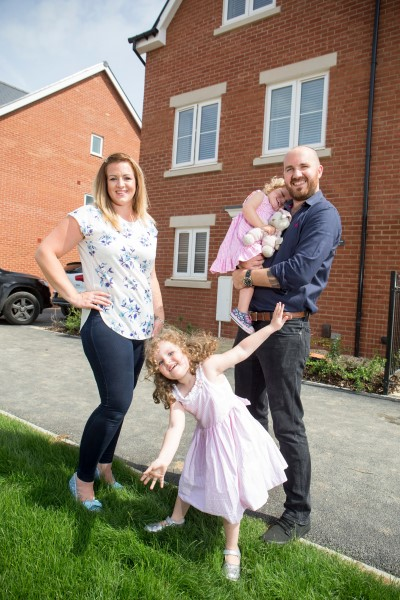 Image for Dream move for Botley family