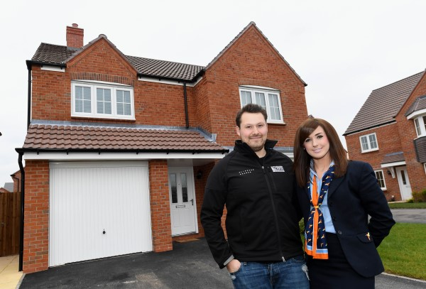 Image for New homes expert sticks with Bovis in Shifnal