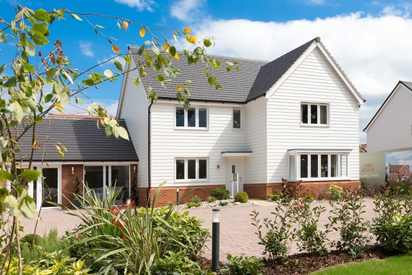 Image for Show homes open at popular new Hurstpierpoint location