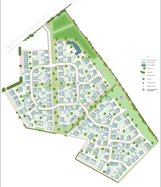 Image for Plans to bring much-needed new homes to Essington approved