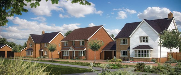 Image for Housebuilder launches brand-new show home in Headcorn