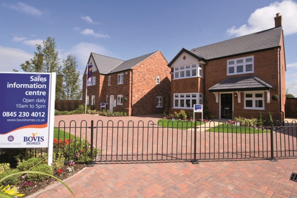 New homes for sale at Crown Park in Chester