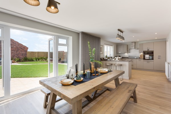 Image for New part of the Wrenbury community offers the best of both worlds