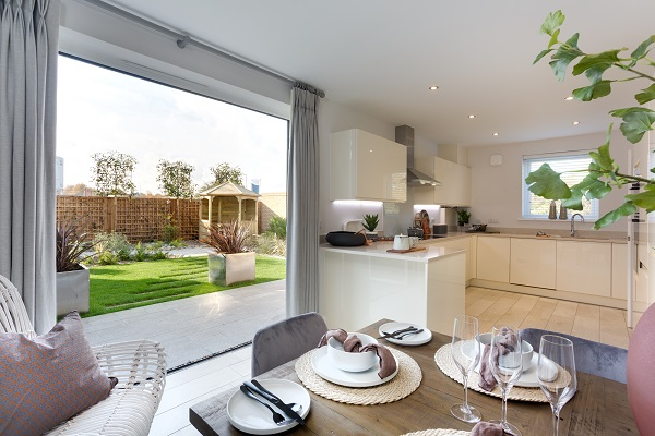 Image for Families in Faversham flock to show home from housebuilder's new property collection
