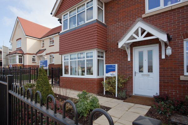 New Homes at Windmill View, in Clanfield