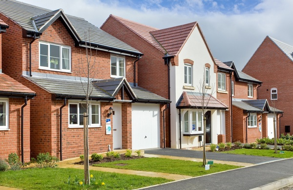 New Homes at Cleobury Park