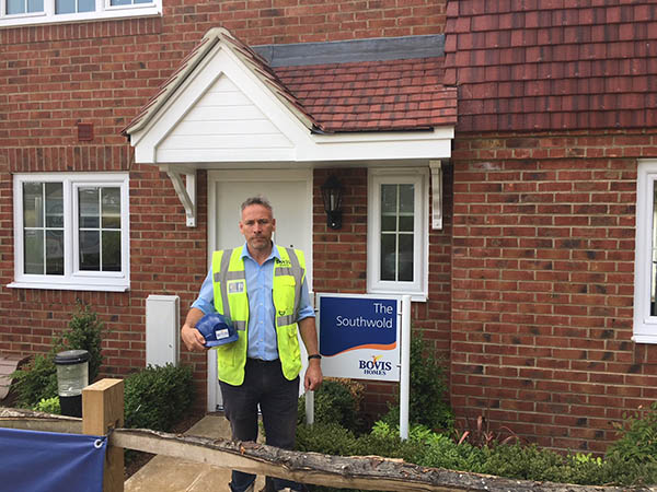 Bovis Homes Russell Smith Nightingale View Basingstoke opera