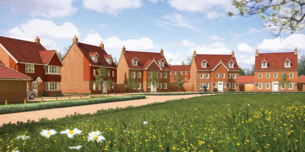 New homes at College Gate now available