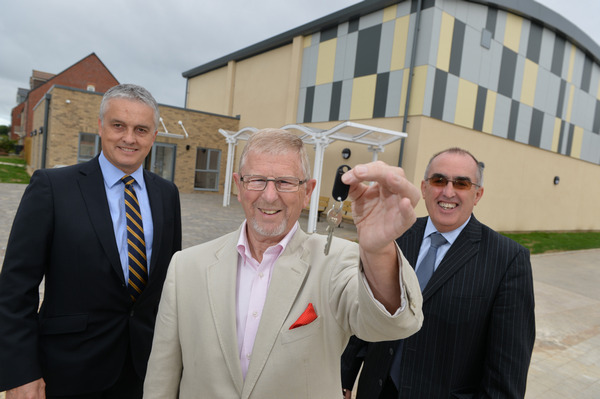 Community centre completed at Coopers Edge