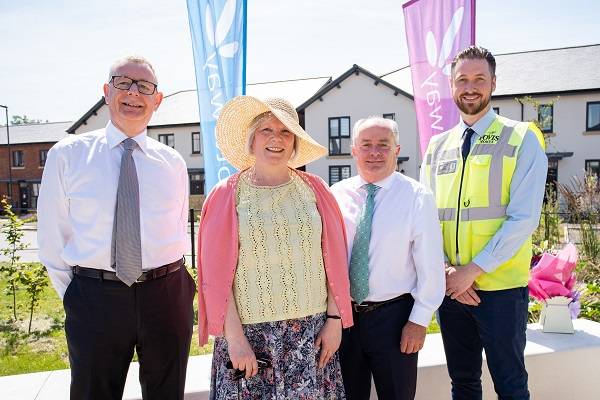 Image for New affordable housing delivered in Cheltenham thanks to home partnership