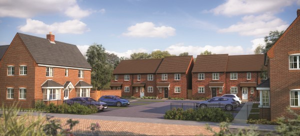 Image for Make your move and enjoy courtyard living at Bovis Homes' Forest Edge