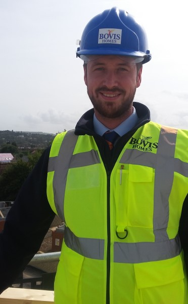 Image for A day in the life of site manager Dave White