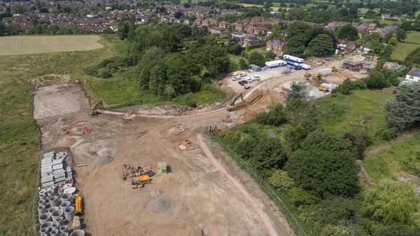 Image for Good foundations for new Haslington homes