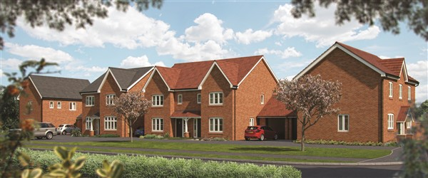 Image for New housing range comes to Essington