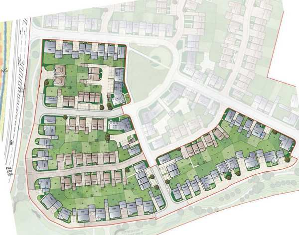 New homes set for Faringdon