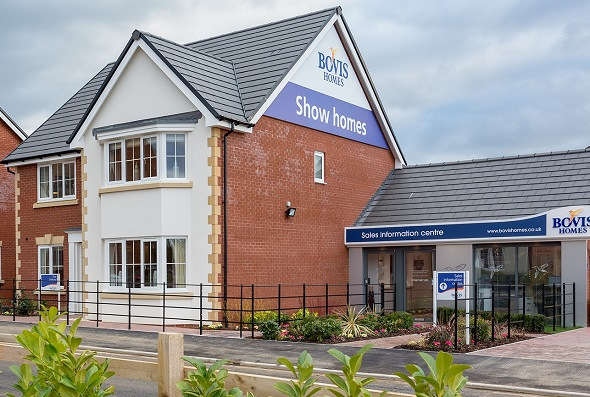 Image for Festive excitement is building as county housebuilder hosts open home event