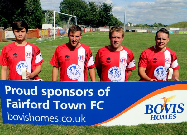 Fairford Town FC sponsorship