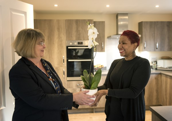 Image for Orchard Fields angels deliver dream home for Sophya