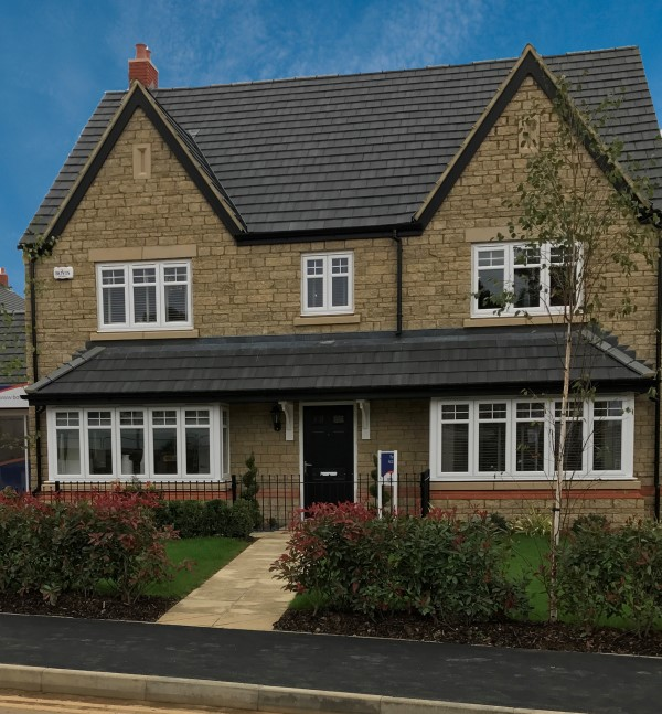 Glassthorpe Grange show home