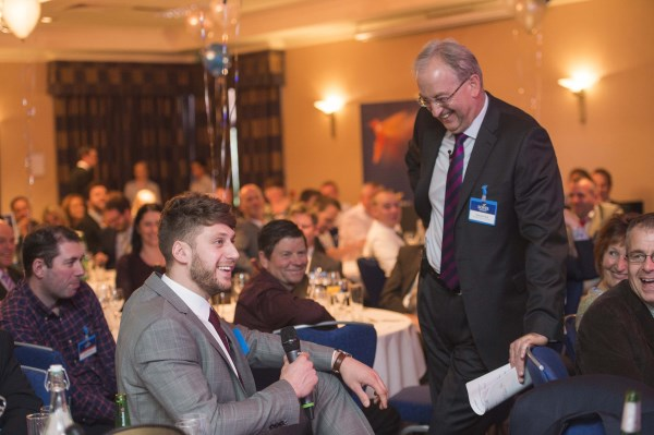 Bovis Homes' annual apprentice awards