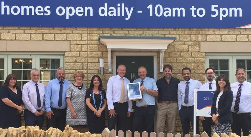 Image for Greg Fitzgerald hails site teamwork on Fairford tour