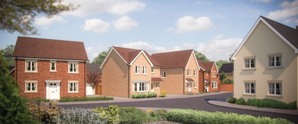 Image for New choice for Didcot home seekers as Bovis Homes launches Hadden Grove location