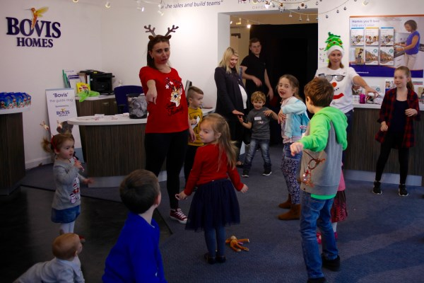 Heyford Park Christmas party