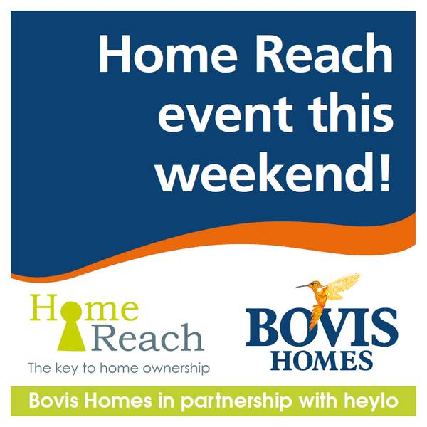 Image for Home Reach event for Cheshire home hunters