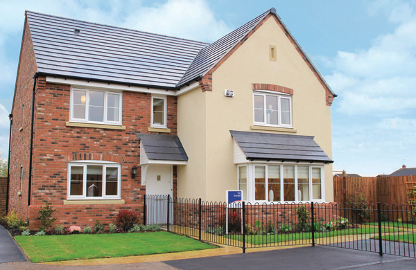 Bovis Homes launch new homes in Droitwich