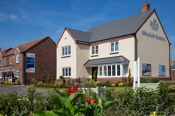 Image for Connected homes for Shropshire house hunters at Shifnal and Wellington