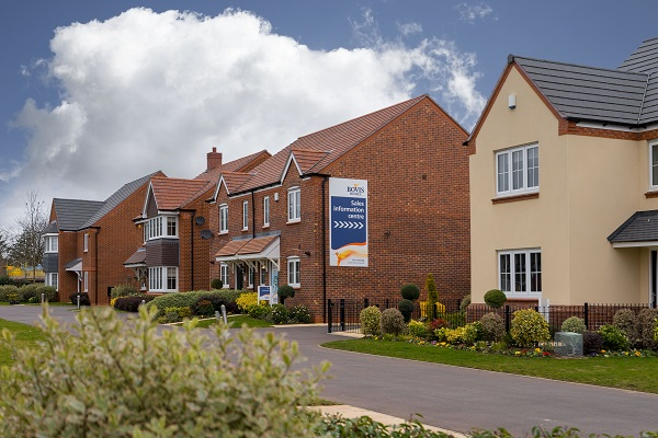 Image for Home hunters in Shifnal visit new-build location by housebuilder with environmental focus