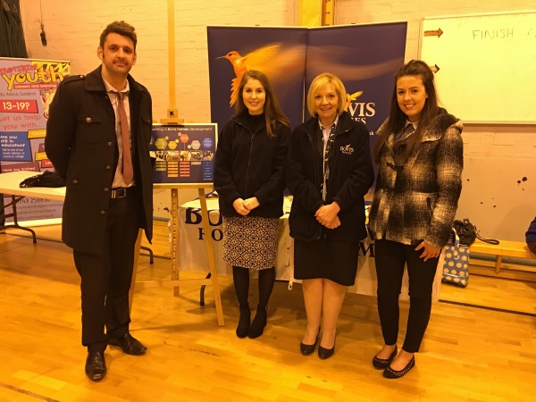 Idsall High School careers fair