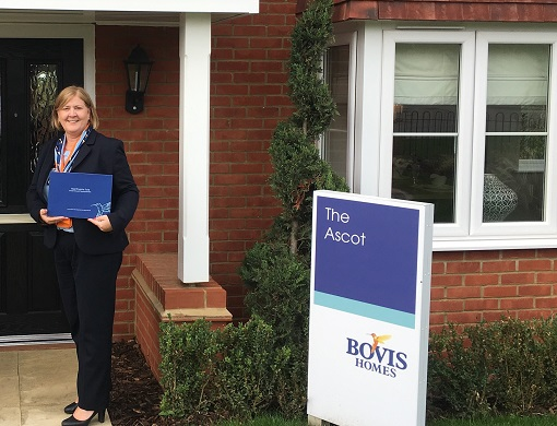 Bovis Homes Nightingale Fold Buckinghamshire