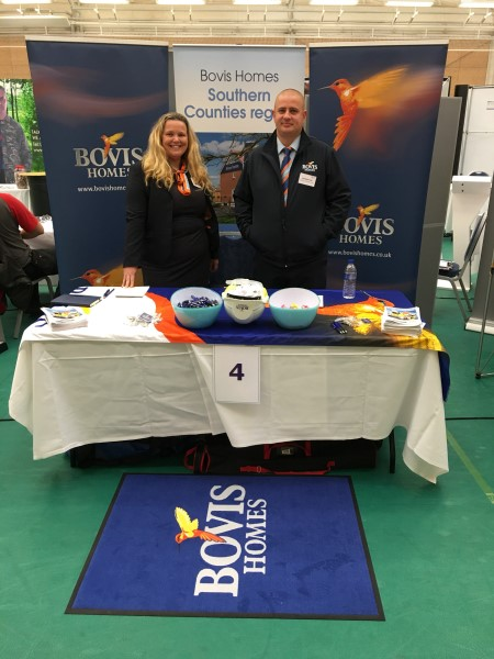 Image for Bovis Homes backs employment fair for members of Armed Forces