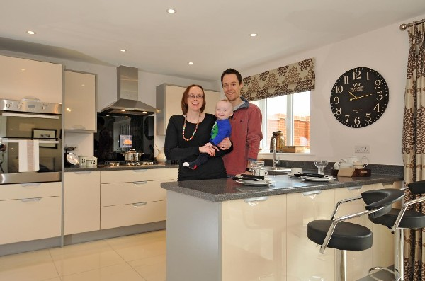 Quality new homes in clanfield