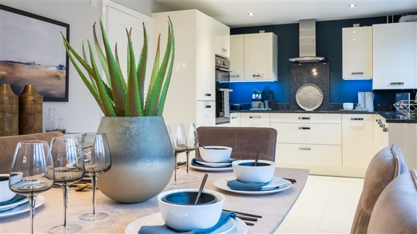 Image for New Oxfordshire location opens the doors to its show homes