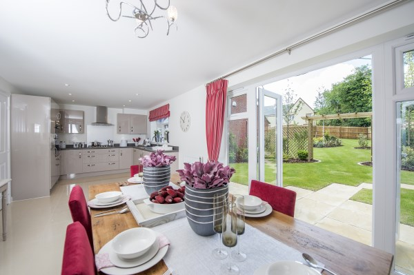 Home Buyers 39 Weekend At Popular Oxfordshire Developments