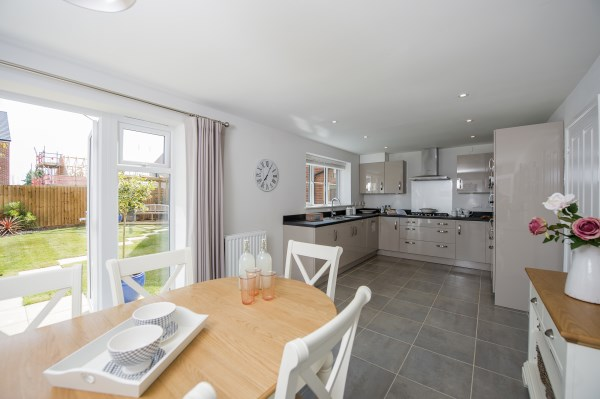 Kitchen at Longford Park, Banbury