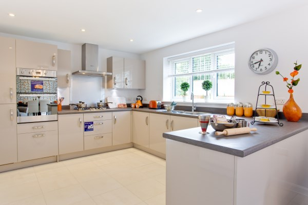 Image for Personalise your kitchen in your brand new Bovis Home