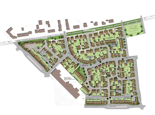 Image for Bovis Homes bringing more affordable homes to Bicester